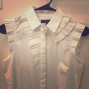 Banana Republic women's shirt 2 button down blouse
